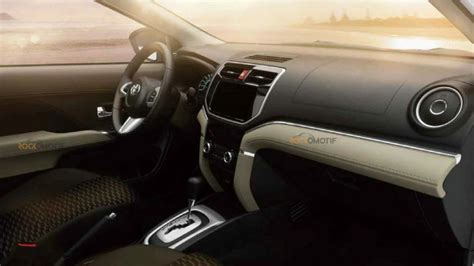2018 Toyota Rush Interior Leaks Online Ahead of Launch in ...