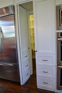 8 pantry doors that will steal your heart sunlit for Cool pantry door ideas