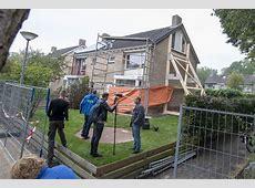 Huizen verzakken in Roden hetstreeknieuwsnl