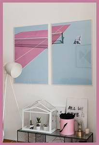 3 Bilder Nebeneinander Aufhängen : bilder aufh ngen ideen und tipps ~ Lizthompson.info Haus und Dekorationen