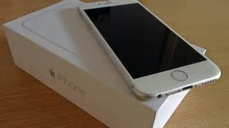 iphone 6 silver apple iphone 6 silver unboxing german