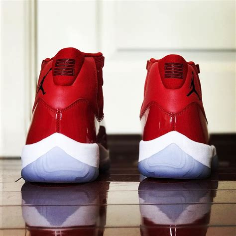 Air Jordan 11 Gym Red Release Date 378037-623   Sole Collector