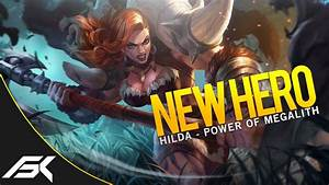 Wallpaper Mobile Legend Hilda Gudang Wallpaper
