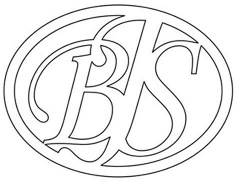monogram test