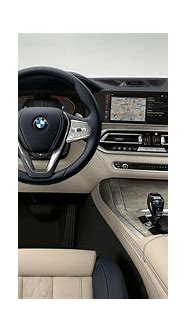 BMW X7: information and details