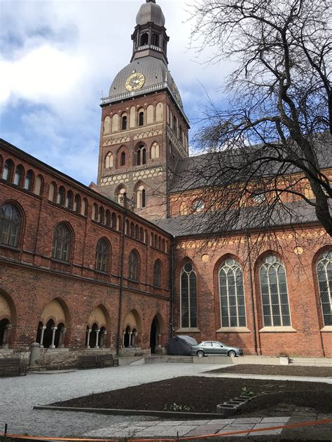 Riga Cathedral,