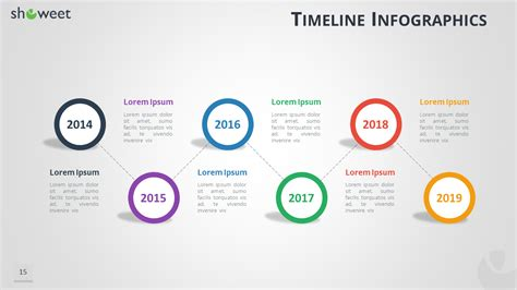 timeline template powerpoint  microsoft history