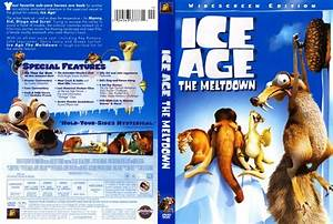 Ice Age: The Meltdown - Movie DVD Scanned Covers - 1322Ice ...
