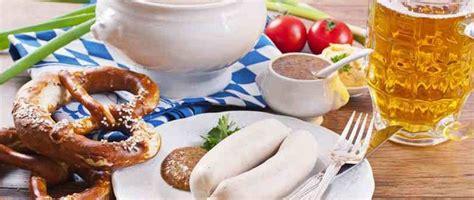 cuisine bavaroise quelles specialites culinaires  munich