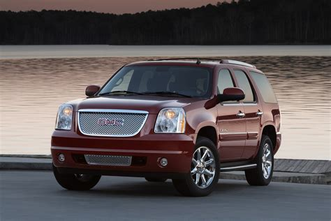 2007 Gmc Yukon Denali Pictures, History, Value, Research