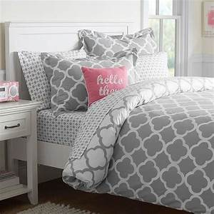 17 best ideas about grey duvet covers on pinterest grey for Bed covers for teenage girl
