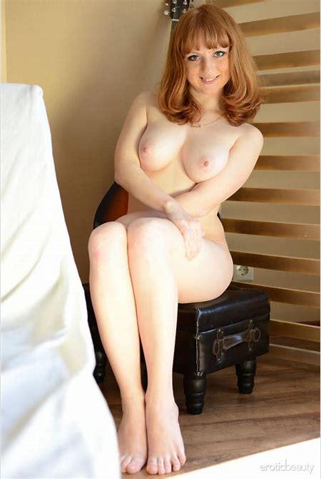 Presenting Sexy Redhead Girl Kataly