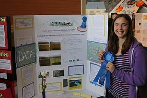 The World Is Her Oyster 7th Grade Science Fair Winner