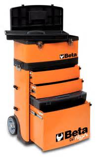 Metal Tool Box Dresser by Beta Tools C41h Mobile Two Module Tool Box Chest Trolley