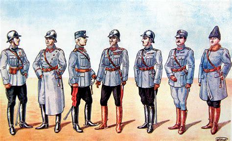 Uniformele Armatei României în Primul Război Mondial Wikipedia