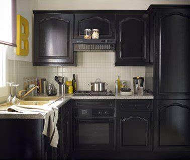 meuble cuisine noir peinture meuble de cuisine le top 5 des marques