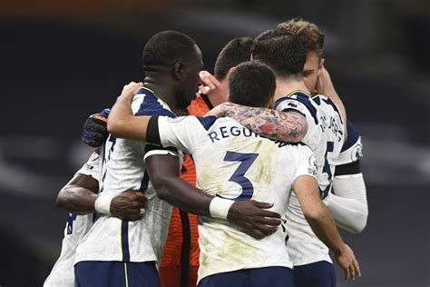 Tottenham top after beating Man City, Villa fades in EPL ...