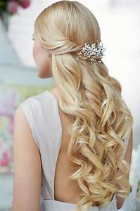 39 Walk Down The Aisle With Amazing Wedding Hairstyles For