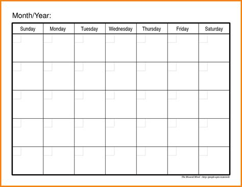 fill in calendar template 7 fill in calendar template points of origins