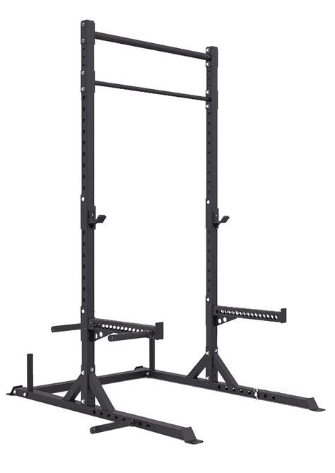 hd  squat rack freestanding