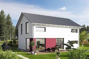 Attraktive Häuser Für Schmale Grundstücke : schmales fertighaus schw rerhaus ~ Watch28wear.com Haus und Dekorationen