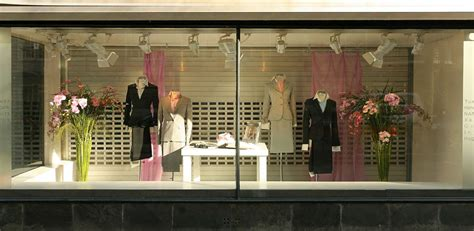 shops  background texture building facade
