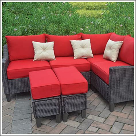 wilson fisher patio furniture replacement cushions