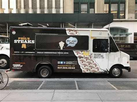 york food trucks support truck seek regulatory mostly inspections changes three inspected steaks receives phil months random gets every
