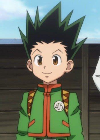 gon freecss anime planet