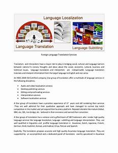 foreign language translation services With foreign language document translation services