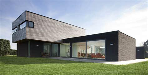 architecture moderne en construction en bois les bonnes raisons de se laisser tenter viving