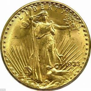 Rare  U0026 39 Double Eagle U0026 39  1933 Coin Worth  7 6 Million Goes On