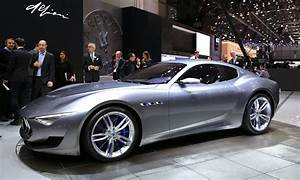 Maserati To Launch Alfieri Sports Car  Kill Granturismo