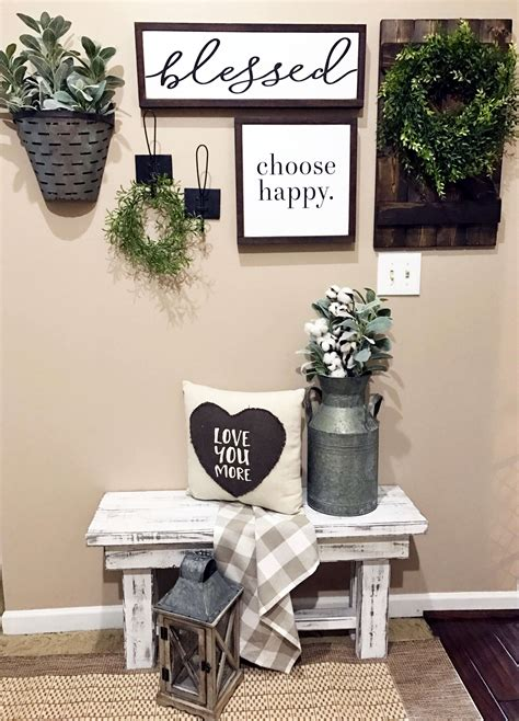 Planter with flowers, planter box, farmhouse decor, modern farmhouse,, kitchen decor, kitchen grater,farmhouse kitchen, gifts for moms, theredpoppypeddler. 45+ Best Farmhouse Wall Decor Ideas and Designs for 2020