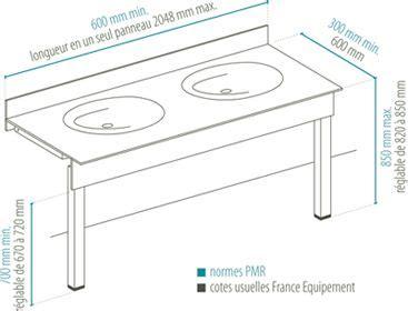 hauteur plan de toilette pmr equipement accessibilit 233 normes ailleurs