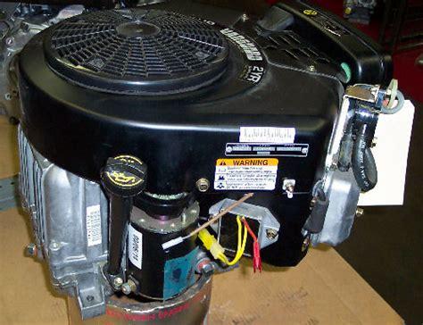 small engine surplus 303777 1165 briggs stratton 16 hp