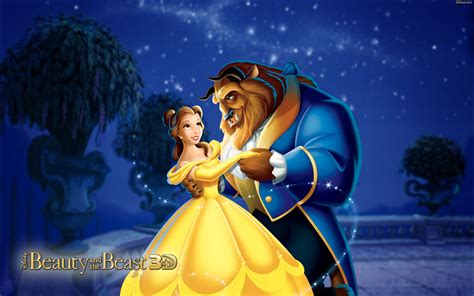 Beauty And The Beast Movie Full Hd Wallpaper For Ipad