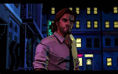 Bigby The Wolf Among Us Wallpaper by The Refined 187 The Wolf Among Us It Ain T Easy Being