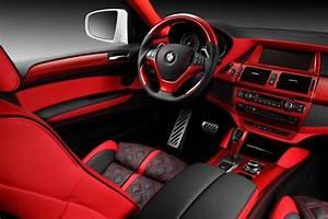 Crazy Interior for BMW X6 from TOPCAR - autoevolution