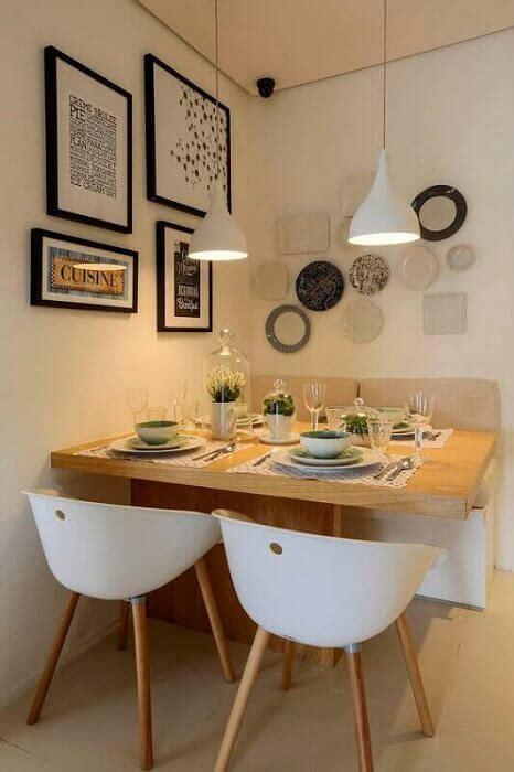 sala de jantar pequena  dicas  modelos de decoracao