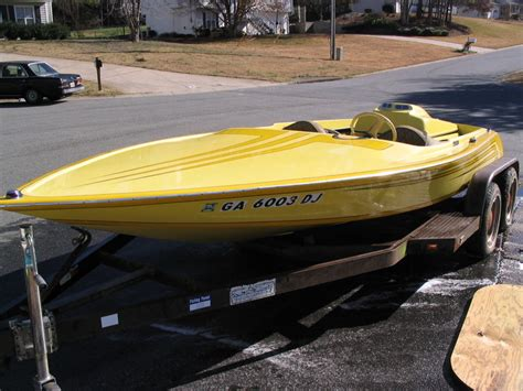 Flats Boats For Sale In Ga by 1977 Sleekcraft Rebal Jet Boat For Sale Sold The Hull