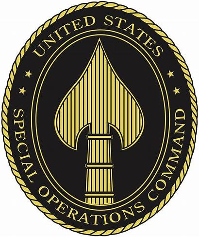 Operations Special Command Military Forces Army Logos