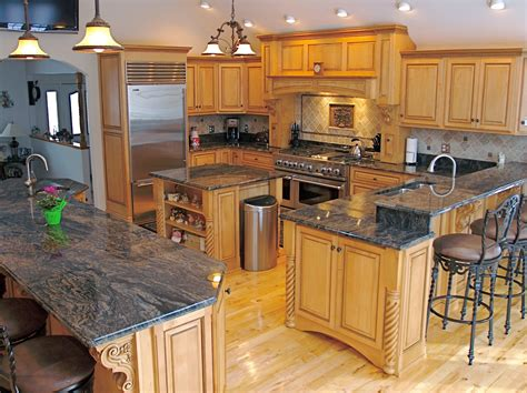 kitchen granite ideas granite countertops for your modern kitchen modern magazin