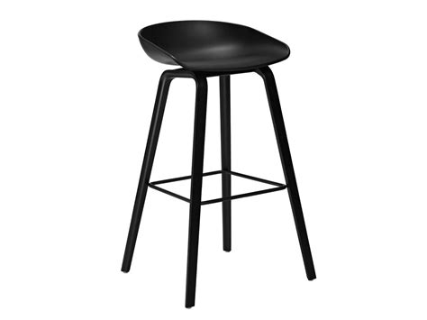 Black And White Stool by Buy The Hay About A Stool Aas32 Wooden Base At Nest Co Uk