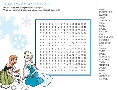 disney word search  coloring pages  kids