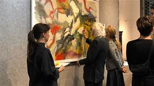 how did six willem de kooning paintings end up forgotten