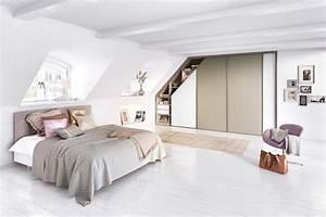 Dachschräge Einrichten Tipps : dachgeschoss einrichten tipps f r ein faszinierendes innendesign ~ Indierocktalk.com Haus und Dekorationen