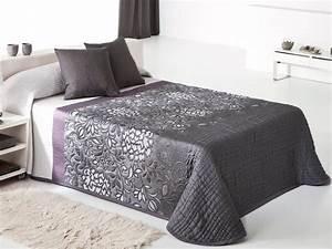 Jeté De Canapé Madura : couvre lit violet ~ Melissatoandfro.com Idées de Décoration