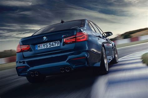 bmw m3 2018 bmw m3 gets second minor facelift with m4 39 s