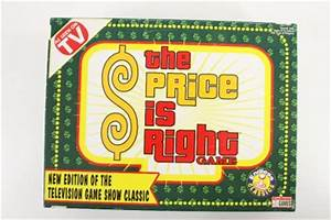 Tv Board Vintage : vintage board game the price is right new edition tv show classic endless games ebay ~ Eleganceandgraceweddings.com Haus und Dekorationen
